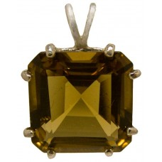 Citrine Earth Heart Crystal™
