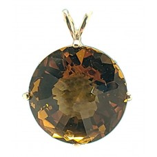 Citrine Radiant Heart Crystal™