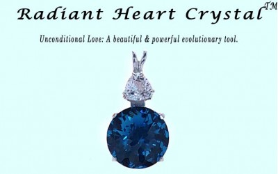 Radiant Heart Crystal™