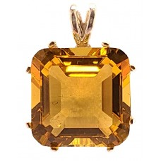 Siberian Gold Quartz Earth Heart Crystal™