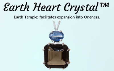 Earth Heart Crystal™