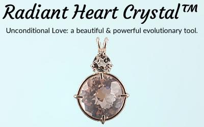 Radiant Heart Crystal™