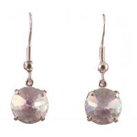 Angel Aura Radiant Heart Crystal™ Earrings