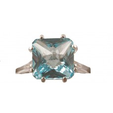 Blue Topaz Magician Stone™ Ring