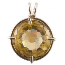 Citrine Radiant Heart Crystal™