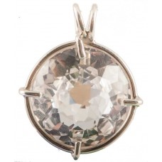 Clear Quartz Radiant Heart Crystal ™
