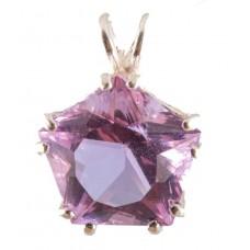 Ruby Lavender Quartz Star of Venus™