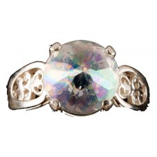 Angel Aura Radiant Heart Crystal™ Ring