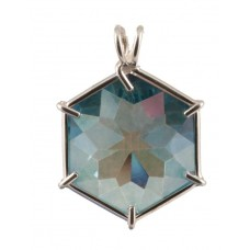 Aqua Aura Flower of Life™