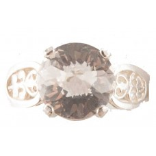 Clear Quartz Radiant Heart Crystal™ Ring