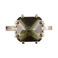 Moldavite Magician Stone™ Ring