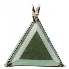 Siberian Green Quartz Star of David™