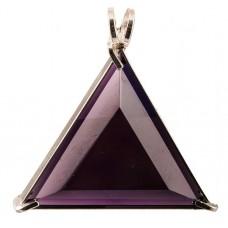 Siberian Purple Quartz Star of David™