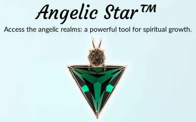 Angelic Star Crystal Jewelry